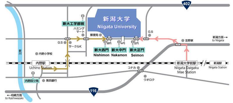 関東⇔新潟便 | 夜行バス予約ならアミー号 | 高速路 …